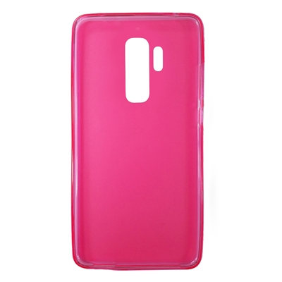 X One Funda TPU S9 Plus Rosa