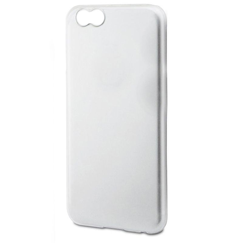 Ver X One Funda TPU Slim Matte IPhone 6 Plus Transpare