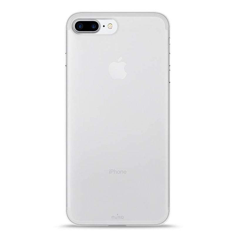 Ver X One Funda TPU Slim Matte IPhone 7 Plus Transpare