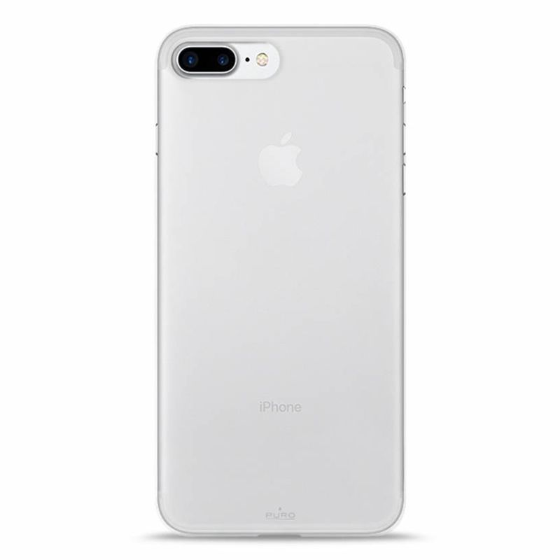 Ver X One Funda TPU Slim Matte iPhone 7 Transparente