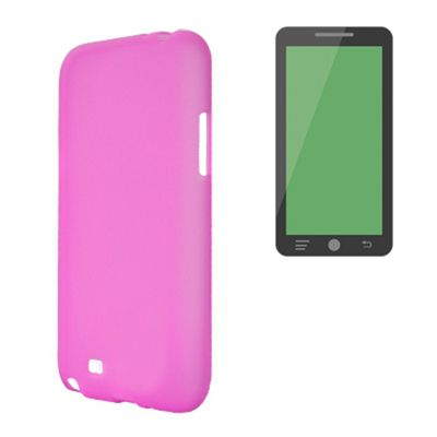 Ver X One Funda TPU Wiko U Feel Lite Rosa