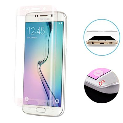 Ver X One P Curvado Samsung S6 Edge Plus Transparente