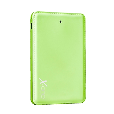 X One PB3000GR PowerBank 3000mAh 3en1 Verde