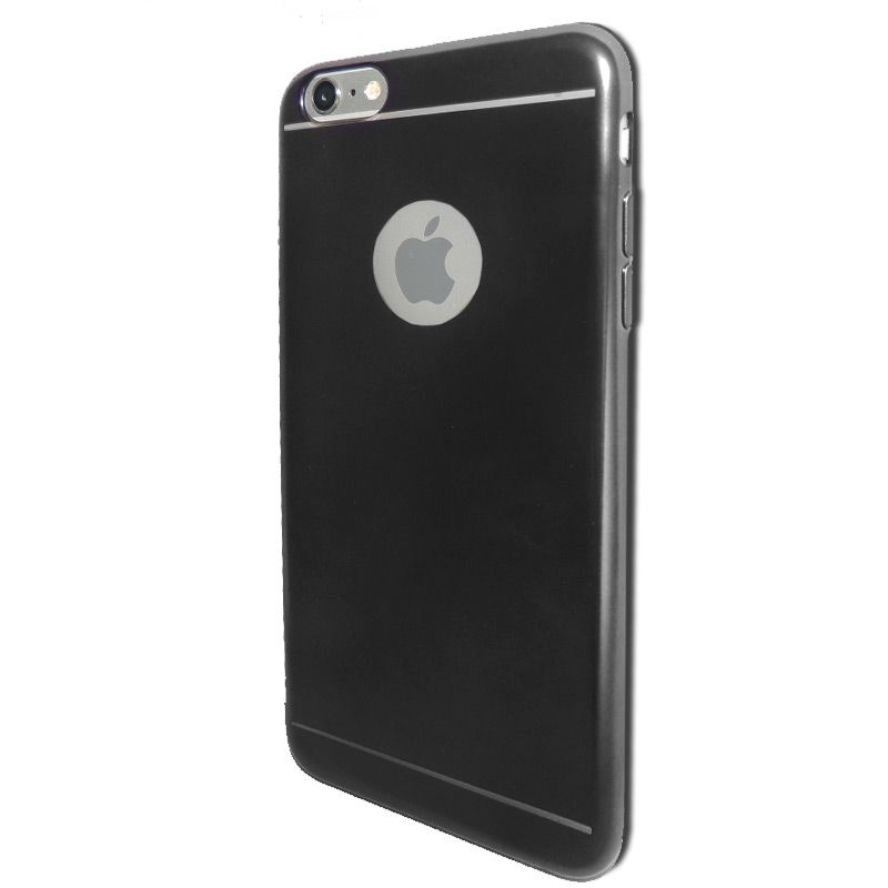 Ver X One TPU Aluminio iPhone 6 Negro