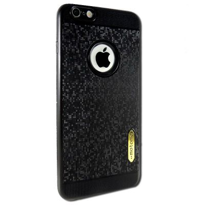 Ver X One TPU Glitter iPhone 5 SE Negro