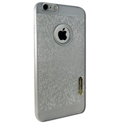 Ver X One TPU Glitter iPhone 5 SE Plata