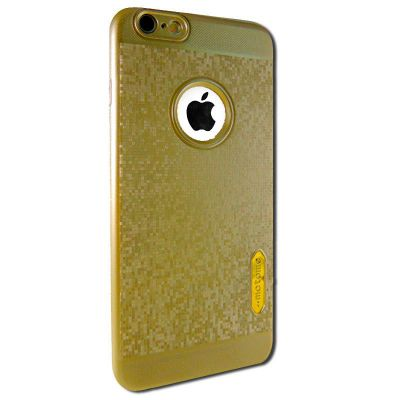 Ver X One TPU Glitter iPhone 6 Plus Dorado