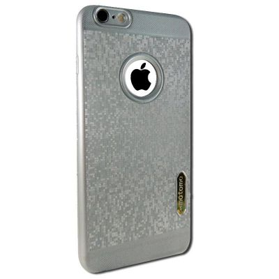 Ver X One TPU Glitter iPhone 6 Plus Plata