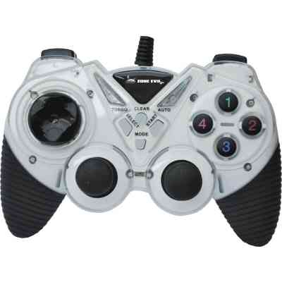 Zone Evil Joypad Ze-540s White