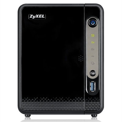 Ver ZyXEL NAS326 NAS 2 Bay Personal Cloud Storage NOH