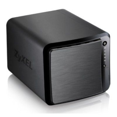 Ver ZyXEL NAS542 NAS 4 Bay Personal Cloud Storage