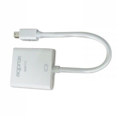Ver approx APPC13V2 Adaptador Mini Display Port a Vga