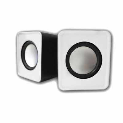 Ver approx APPSPX1W Mini Altavoces 20 Usb 5W Blanco