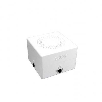 Approx Altavoz Mini Portatil 3w Feel Cube Blanco