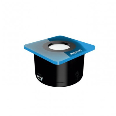 Approx Altavoz Mini Portatil 3w Goplay Negroazul