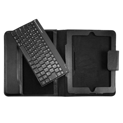 Ver approx Funda con teclado Bluetooth para Ipad