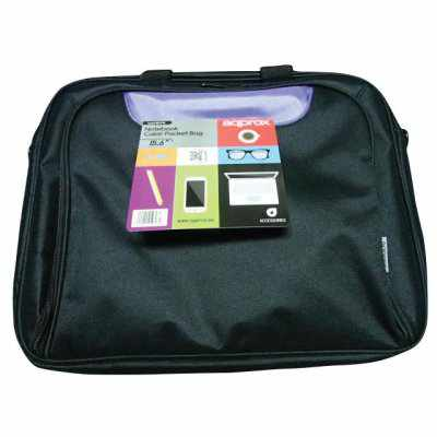 Ver approx Maletin Portatil 156 Negro Purpura