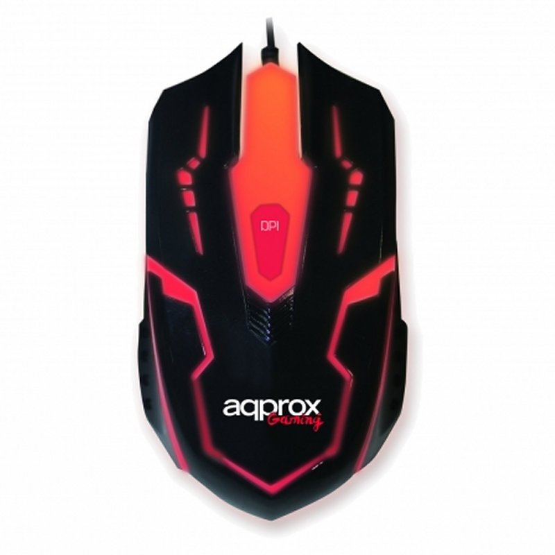 Ver approx Raton Gaming appWRECKER 2400dpi