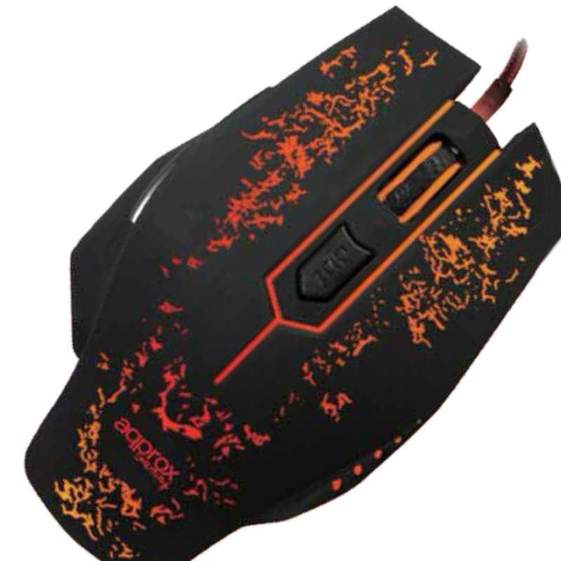 Ver approx Raton Gaming appforce 2400dpi