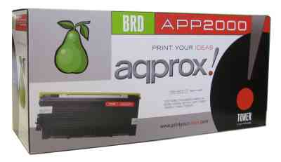 Approx App2000 Toner Compatible Brother Negro