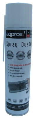Approx App400sd Spray Aire Comprimido 400ml