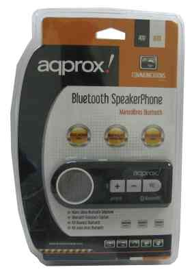 Approx Appbt01 Manos Libres Bluetooth V12 10mts