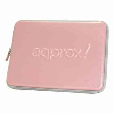 Maletines approx appnbs15p funda rigida portatil 156 rosa - Fundas para pc portatil ...