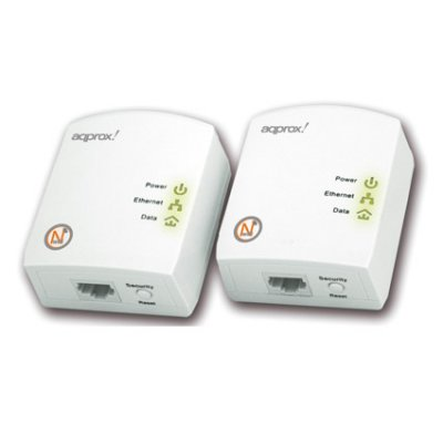 Approx Appplc5 Kit Powerline 500mbps Homeplug Av