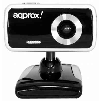 Approx Appwc02b Webcam Compacta 13mp Usb Negro