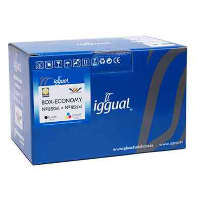 Iggual Box-economy Hp N6 N350351  Xl