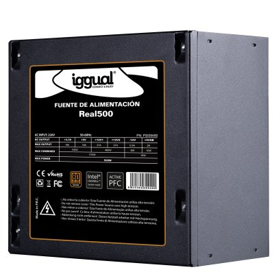 Ver iggual PSI09490 500w 80Plus Bronze