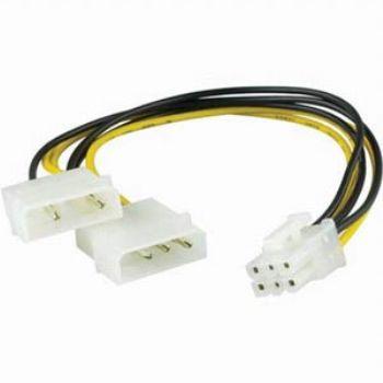 CABLE ADAPTADOR MOLEX - PCI-X  6 pin