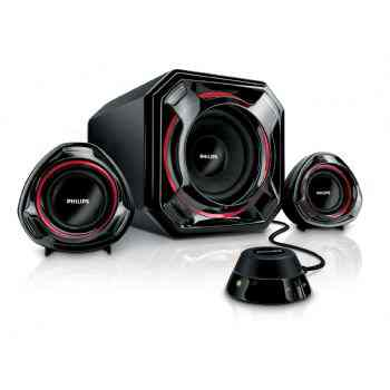 Ver ALTAVOCES PHILIPS SPA5300  21 50W
