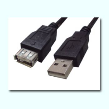 Cable  Usb 20 A M  - A H  5m