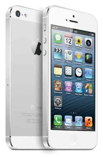 Telefono Apple Iphone 5 16gb Blanco Uk