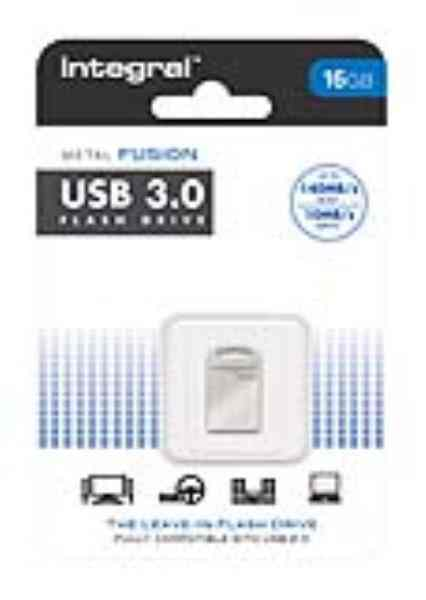 Pen Drive 16gb Integral Fusion Usb 30