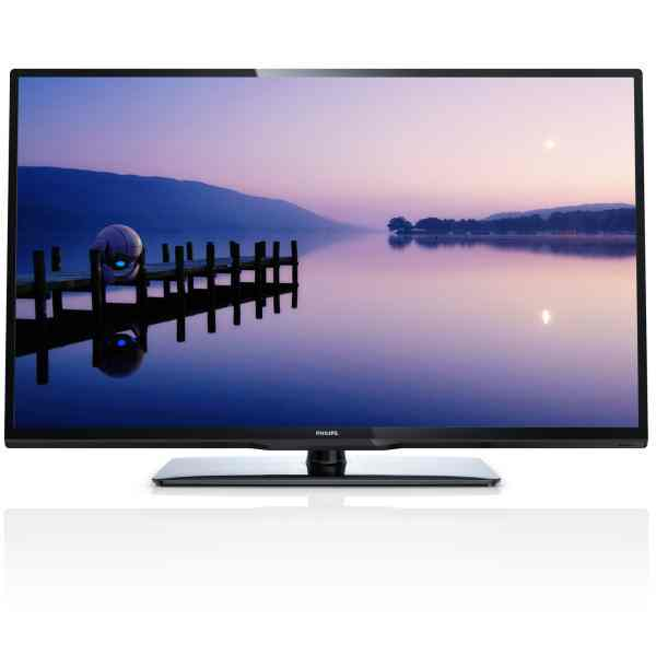 Tv 24 Philips 24pfl3108h Led Hdready 100hz Usb
