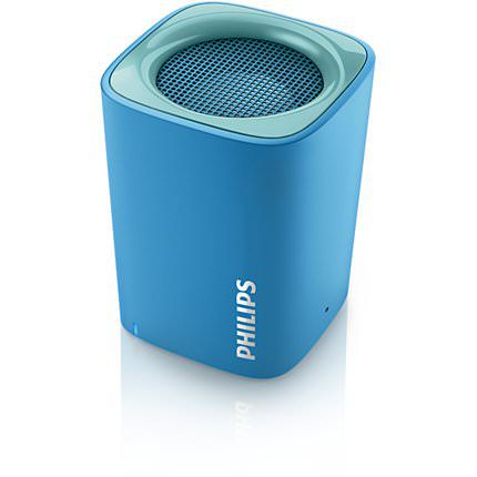 Ver PHILIPS BT100B BLUETOOTH AZUL