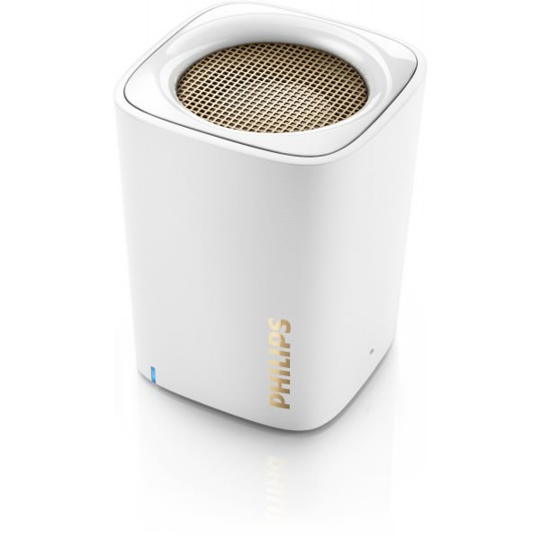 Ver PHILIPS BT100B BLUETOOTH BLANCO