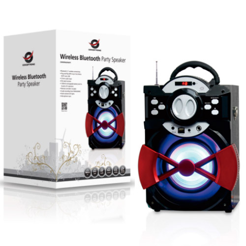 Ver ALTAVOZ CONCEPTRONIC BASS PARTY BLUETOOTH