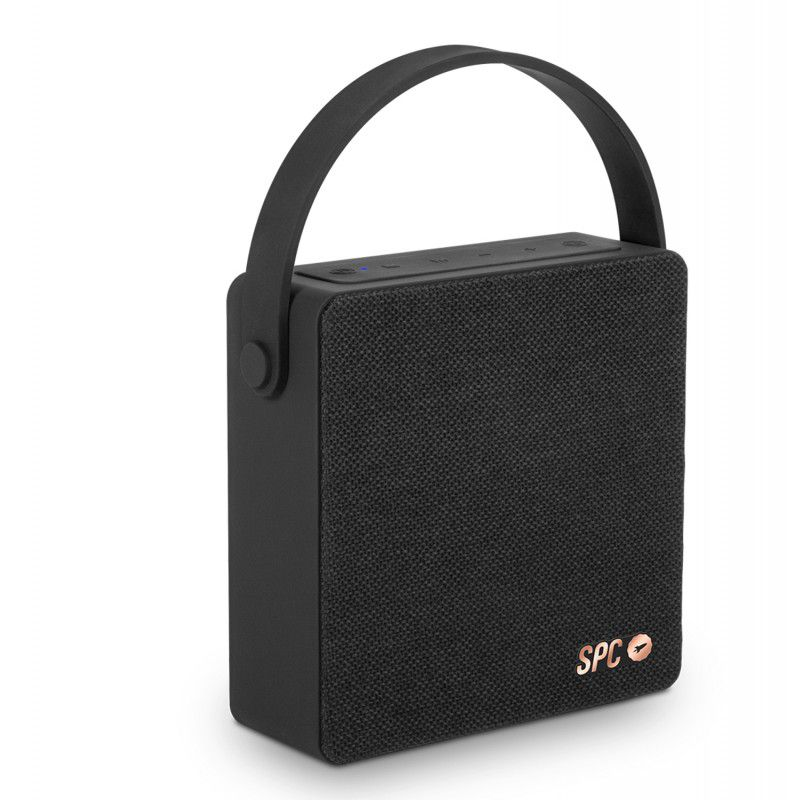 Ver ALTAVOZ SPC BIG ONE SPEAKER METAL BLACK