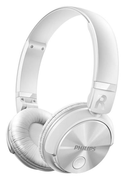 Ver PHILIPS SHB3060WT BLUETOOTH BLANCO