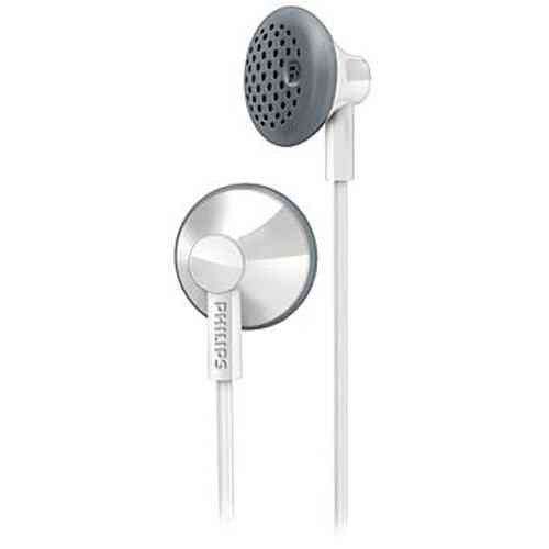 Ver AURICULAR PHILIPS SHE2000 BOTON BLANCO
