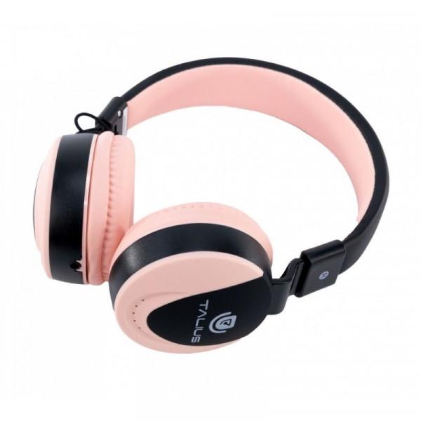 Auricular Talius Tal Hph 5005 Con Microfono Rosa