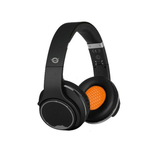 Ver AURICULARES CONCEPTRONIC BLUETOOTH NEGRO