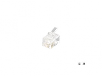 CABLE EQUIP KIT 100 CONECTORES RJ11