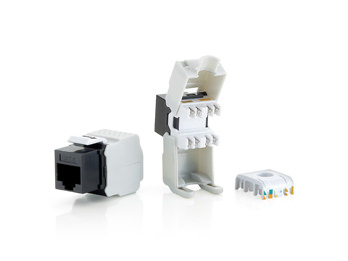 CABLE EQUIPKIT 8 UDS CONECTOR HEMBRA RJ45 UTP CAT6