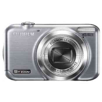 Camara Fujifilm Finepix Jx350 16mp 5x Plata Fun Sd