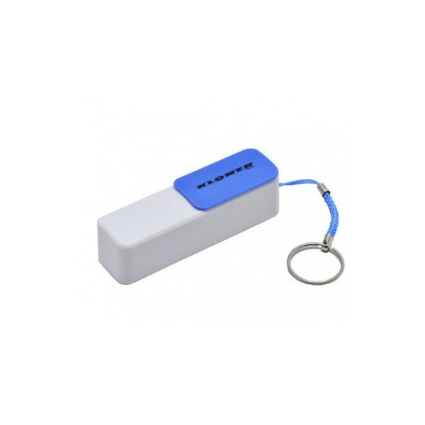 Ver CARGADOR USB KLONER POWER BANK 2600MAH AZUL