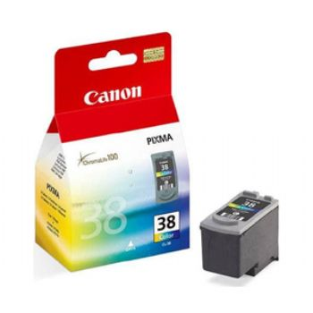 Ver CARTUCHO CANON CL-38 COLOR PIXMA IP1800